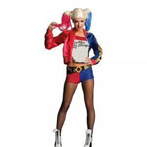 Harley Quinn Costume Adult Suicide Squad costume
